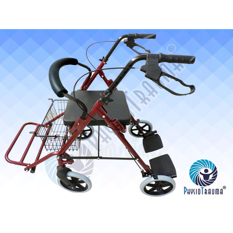 CAMINADOR ROLLATOR FT410 CALAPIES PHYSIO