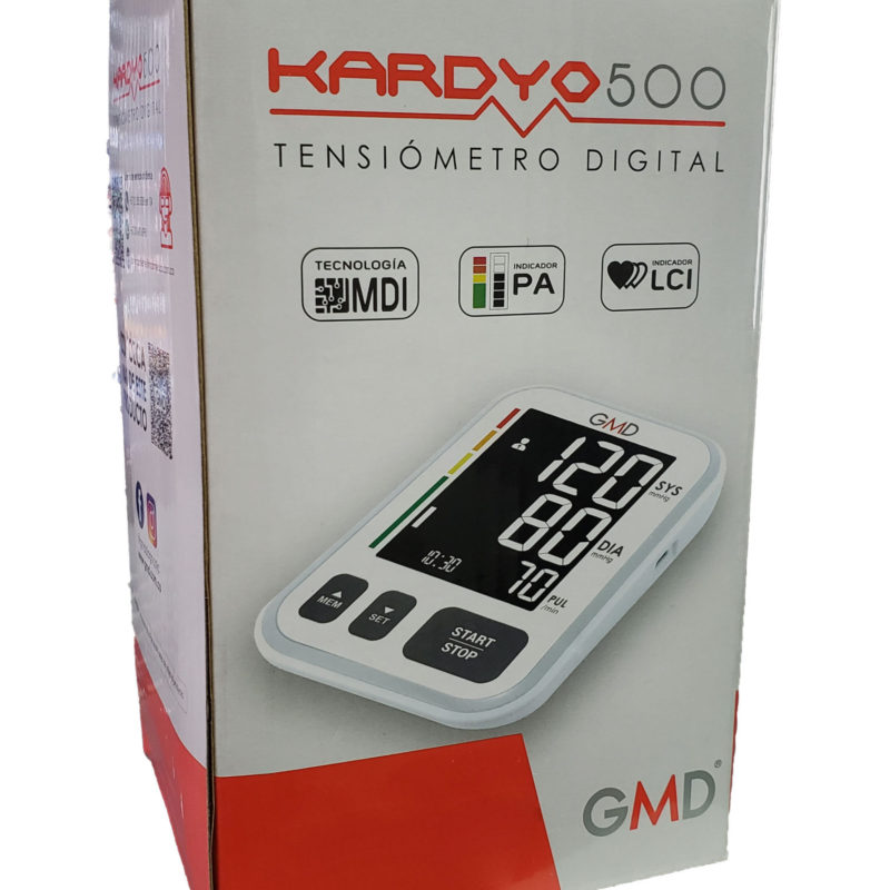 TENSIOMETRO DIGITAL KARDYO 500