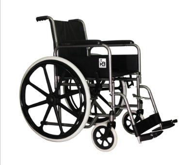 Silla de ruedas tradicional rin estrella
