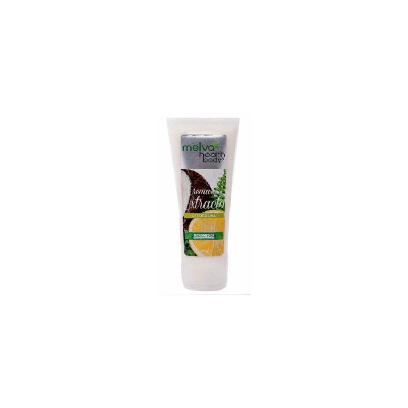 Crema de manos coco limón Melva