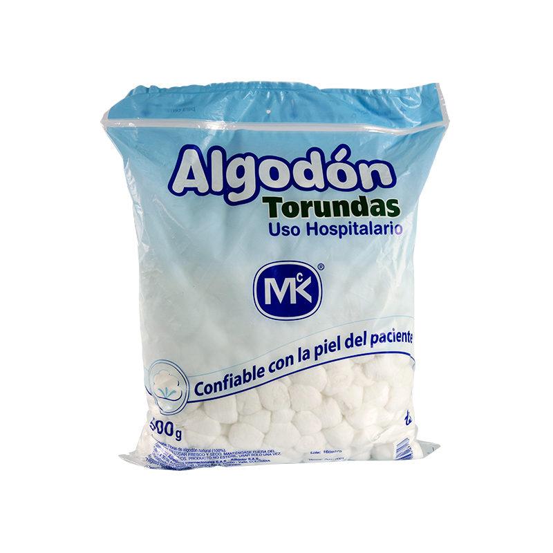 ALGODON MOTAS MK