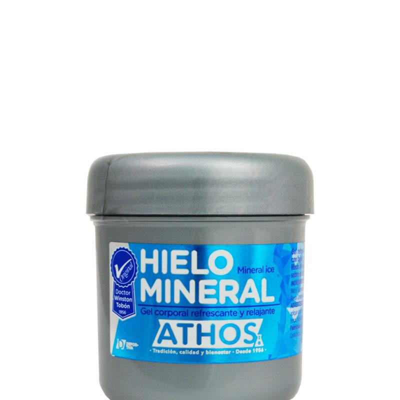 HIELO MINERAL ICE TECNOMEDICA 200G