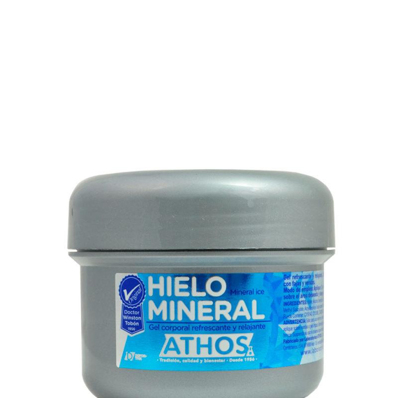HIELO MINERAL ICE TECNOMEDICA 450G