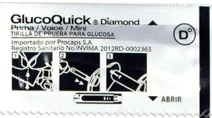 TIRA DIAMOND INDIVIDUAL PROCAPS