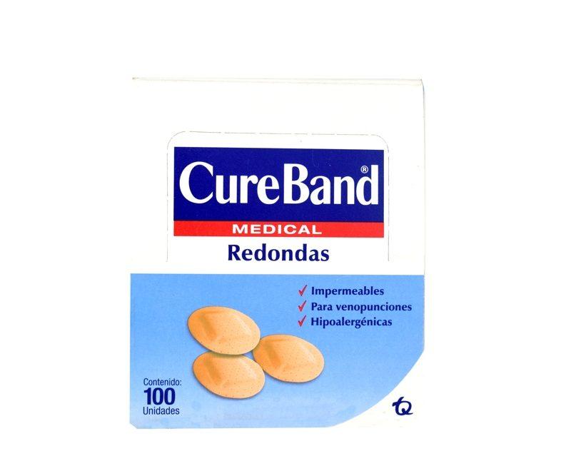 CURA REDONDA x100 CUREBAND