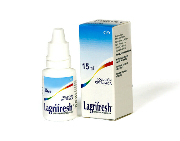 LAGRIMAS ARTIFICIALES 15ML LAGRIFRESH