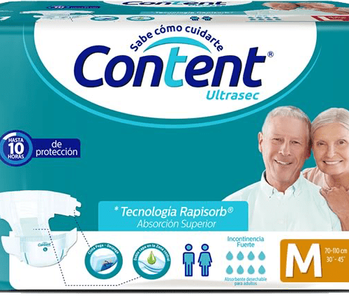 PAÑAL CONTENT ULTRASEC X21