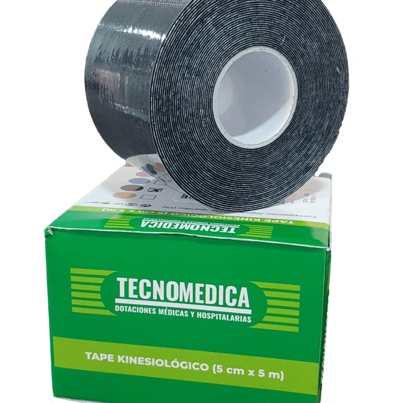 CINTA KINESIOLOGICA TECNOMEDICA 5cm X 5mts