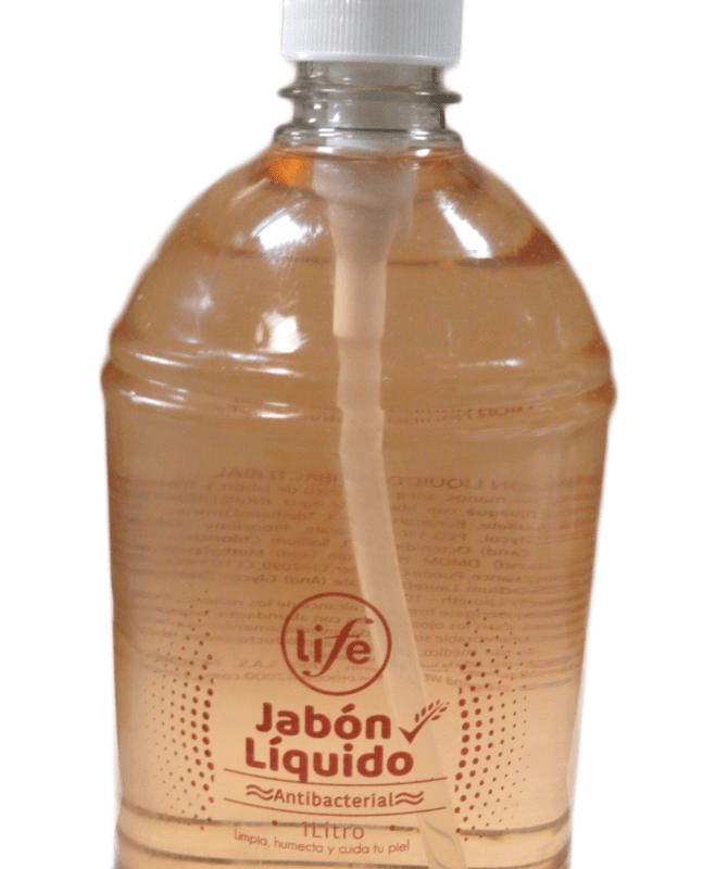JABON LIQUIDO ANTIBACTERIAL