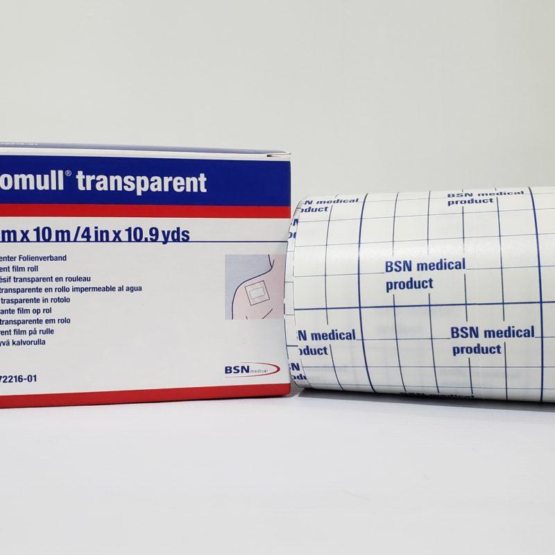 FIXOMULL TRANSPARENTE BSN 10cms