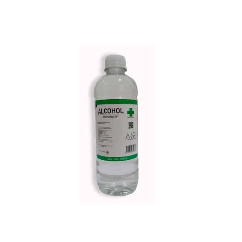 Alcohol antiséptico spron