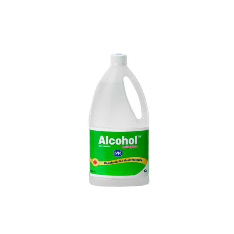 Alcohol antiséptico mk