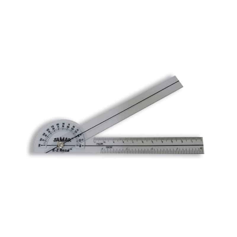 Goniometro media luna 180°
