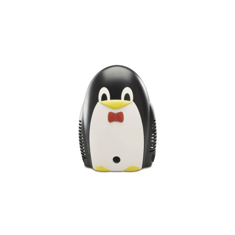 Nebulizador infantil pingüino